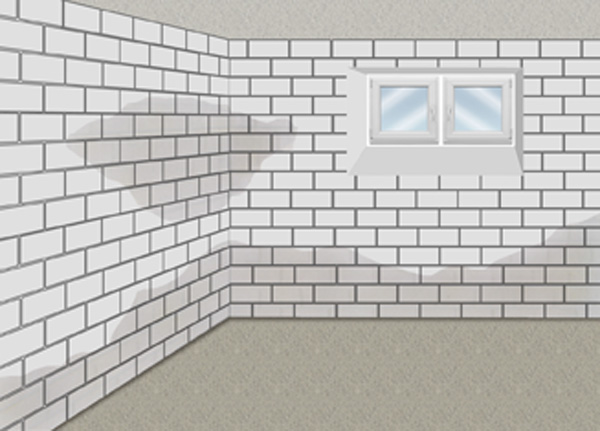 Wet Basement Walls
