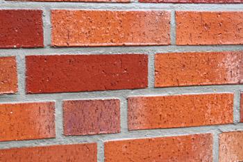 Wet exterior wall